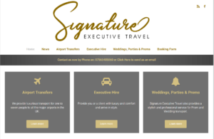 Signature Executive Travel